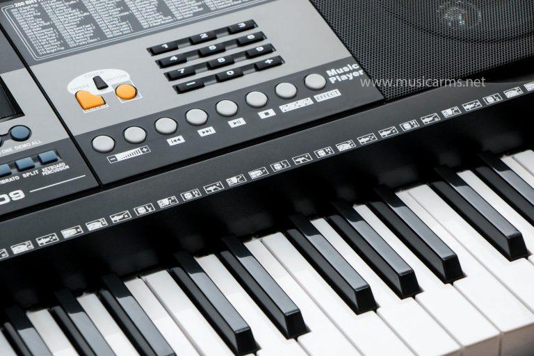 MK 61 Key Electronic Keyboard with Touch Function ขายราคาพิเศษ
