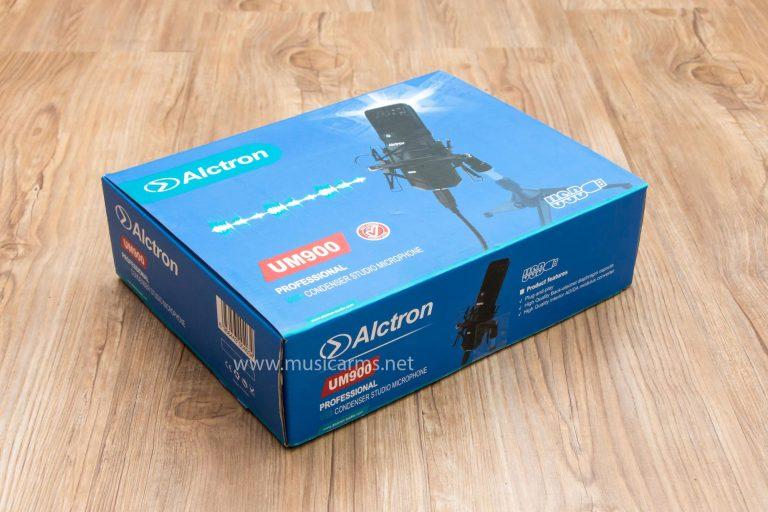 ไมโครโฟน Alctron UM900 USB Condensor Microphone ขายราคาพิเศษ