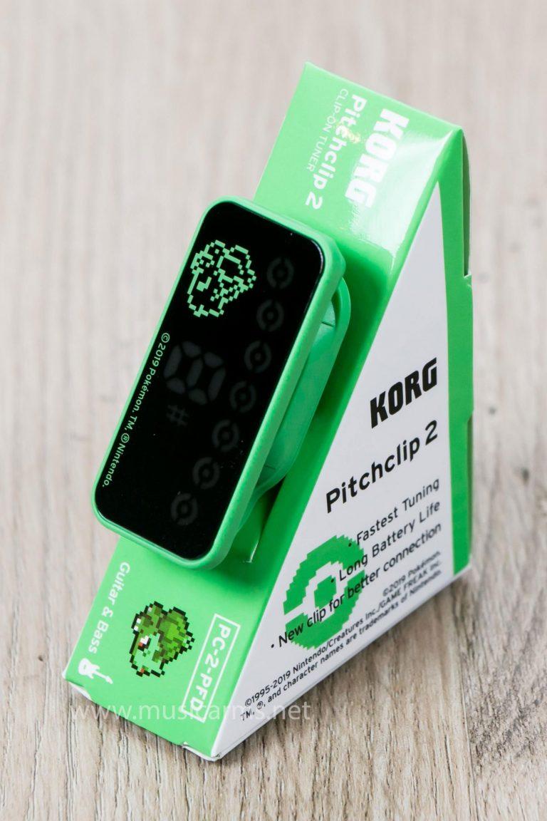 Korg Pitchclip PC2 ขายราคาพิเศษ