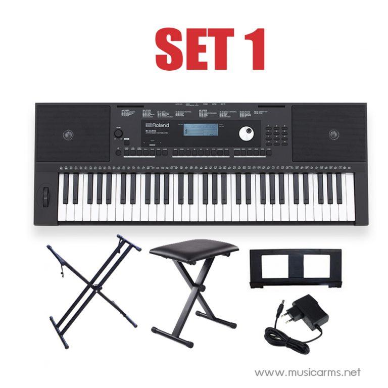Roland-E-X20-1 ขายราคาพิเศษ