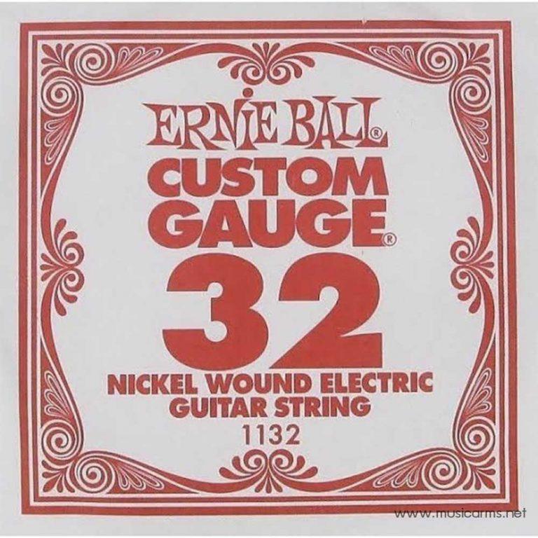 สายกีตาร์ไฟฟ้า Ernie Ball ขายปลีก ขายราคาพิเศษ
