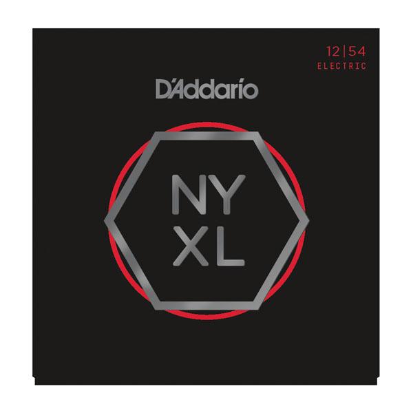 สายกีต้าร์ไฟฟ้า D'Addario NYXL เบอร์ 12-54 ขายราคาพิเศษ