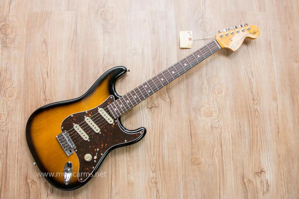 Fender Stratocaster Olarn Signature สีซันเบิร์ส