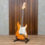 Fender Stratocaster Olarn Signature Orange ขายราคาพิเศษ