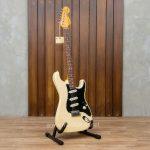 Fender Stratocaster Olarn Signature White ขายราคาพิเศษ