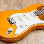 Fender Stratocaster Olarn body ขายราคาพิเศษ