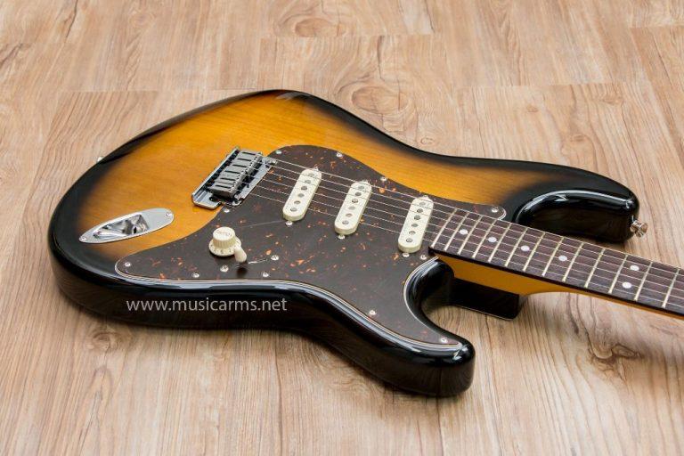 Fender Stratocaster Olarn body sunburst ขายราคาพิเศษ