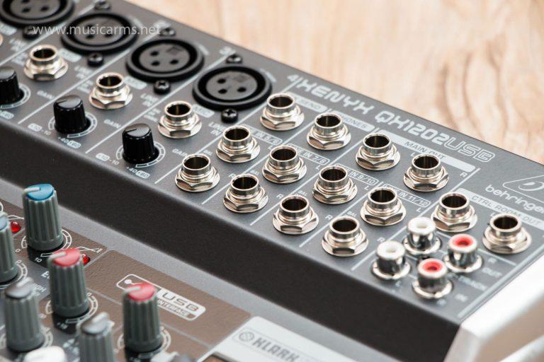 Behringer Xenyx QX1202USB Mixer ขายราคาพิเศษ