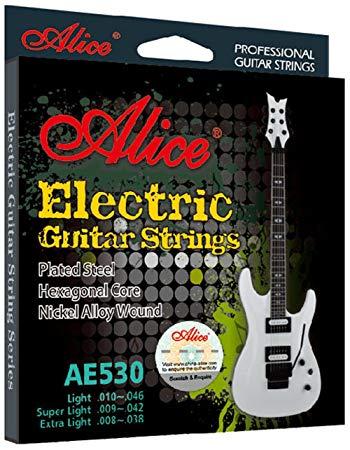 สายกีต้าร์ไฟฟ้า Alice AE530-L ขายราคาพิเศษ