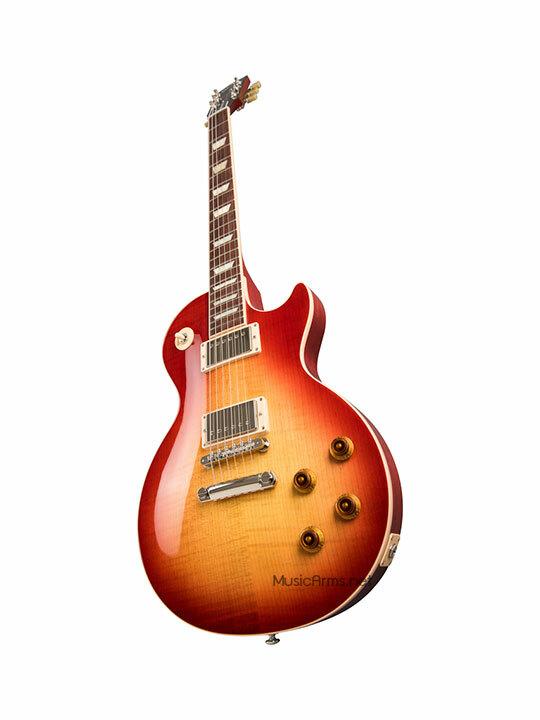 ตัวกีตาร์ Gibson Les Paul Traditional 2019 สี heritage cherry sunburst ขายราคาพิเศษ