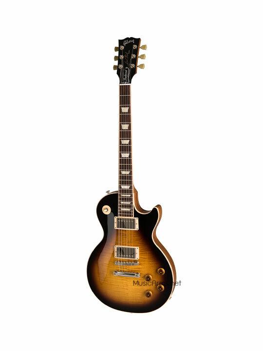 ตัวกีตาร์ Gibson Les Paul Traditional 2019 สี tobacco burst ขายราคาพิเศษ
