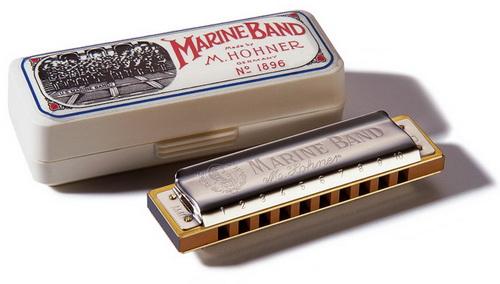 เมาท์ออร์แกน Marine Band ขายราคาพิเศษ