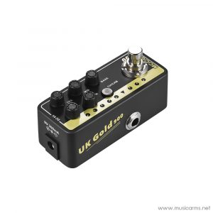 Face cover Mooer-micro-preamp-002-British-Gold