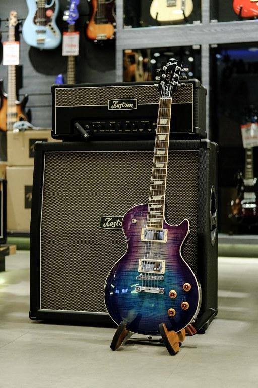 Showcase Gibson Les Paul Standard 2019
