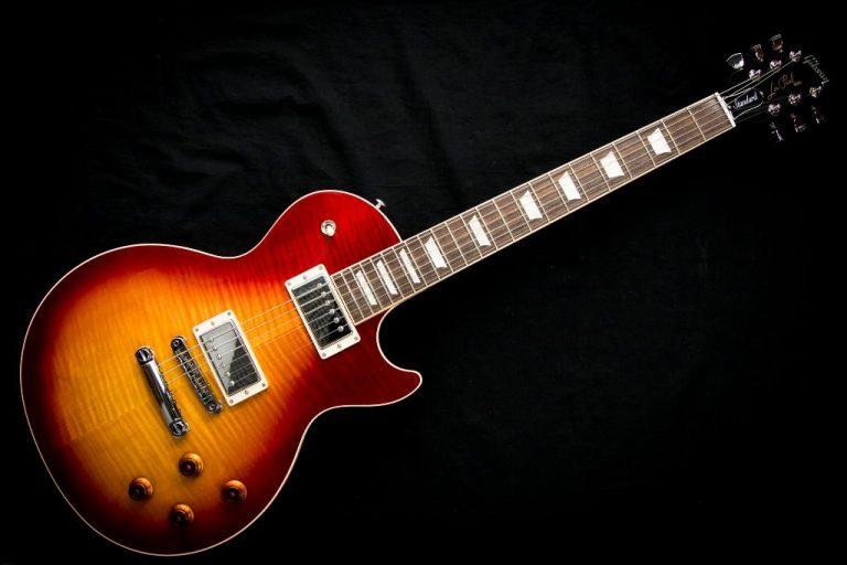 Gibson Les Paul Standard 2019 Heritage Cherry Sunburst กีต้าร์ ขายราคาพิเศษ