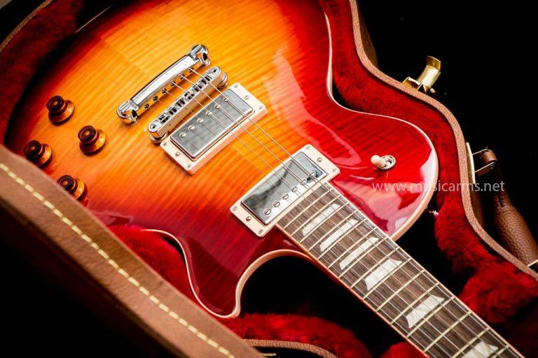 Gibson Les Paul Standard 2019 Heritage Cherry Sunburst guitar ขายราคาพิเศษ