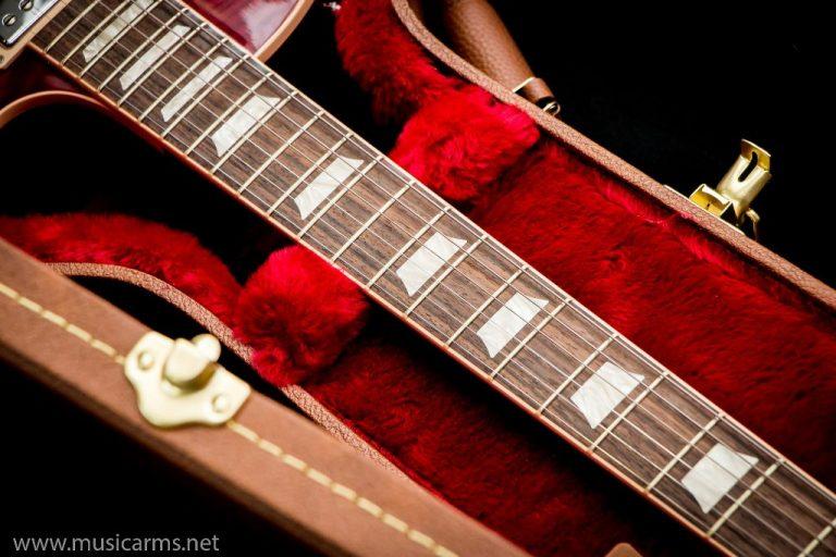 Gibson Les Paul Standard 2019 Heritage Cherry Sunburst neck ขายราคาพิเศษ
