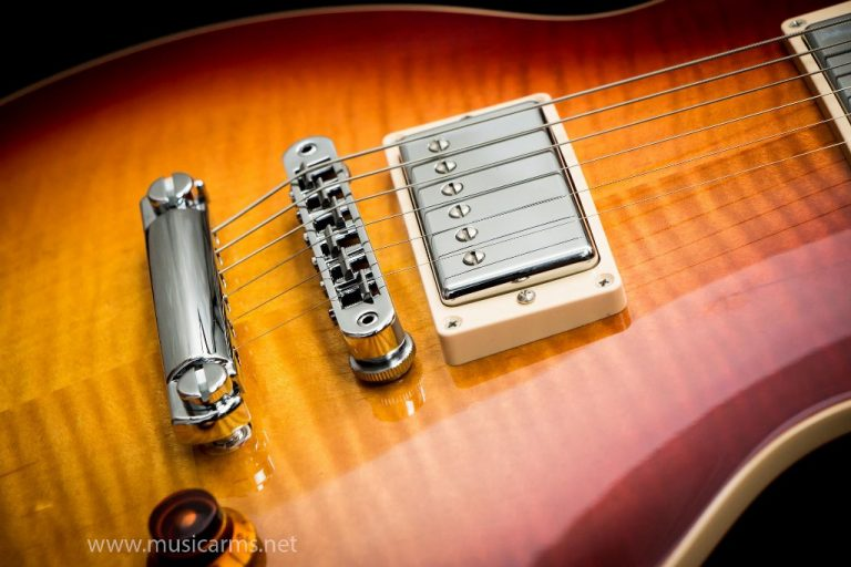 Gibson Les Paul Standard 2019 Heritage Cherry Sunburst pickup ขายราคาพิเศษ