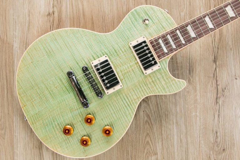 Gibson Les Paul Standard 2019 Seafoam Green body ขายราคาพิเศษ