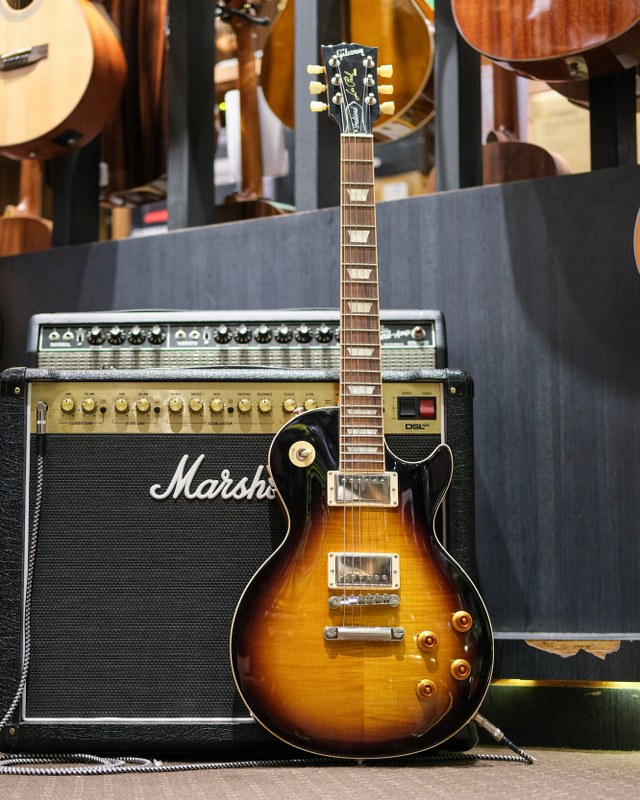 Showcase Gibson Les Paul Traditional 2019