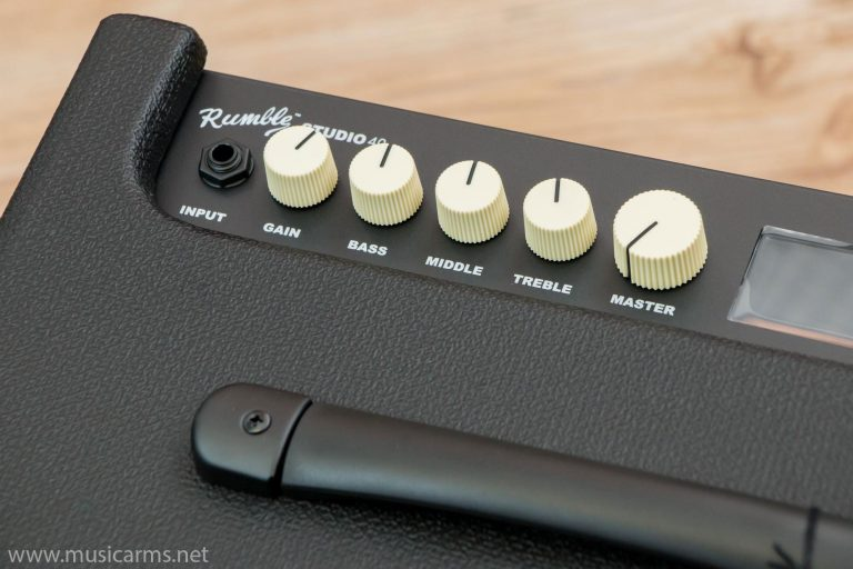 Fender Rumble Studio 40 ขายราคาพิเศษ