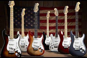 ประวัติความเป็นมา Fender Stratocaster