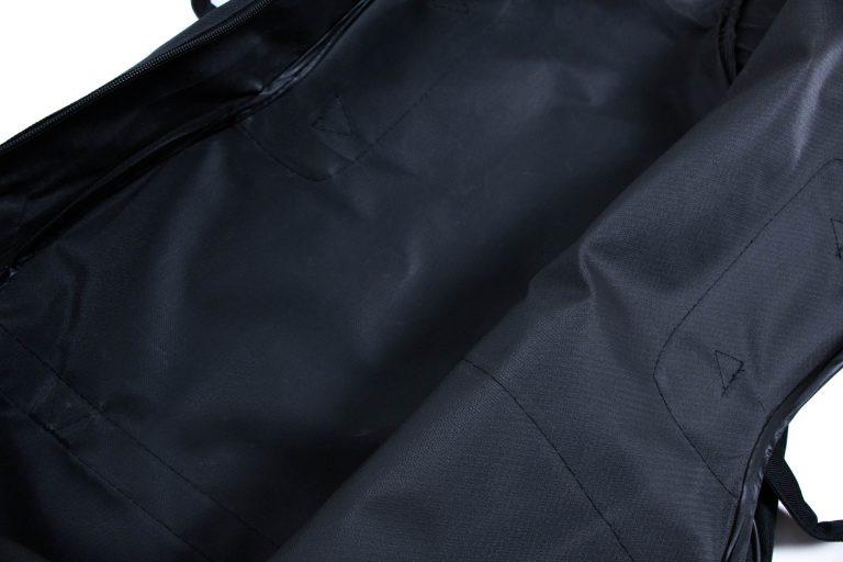 กระเป๋ากีตาร์โปร่ง 41 นิ้ว GustaFeelin QB-MB-420-41 ข้างใน ขายราคาพิเศษ