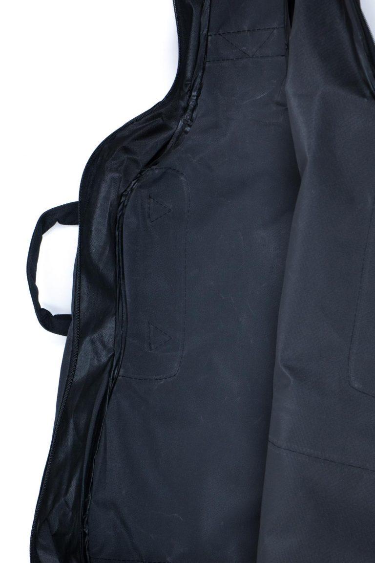 กระเป๋ากีตาร์โปร่ง 41 นิ้ว GustaFeelin QB-MB-420-41 ด้านใน ขายราคาพิเศษ