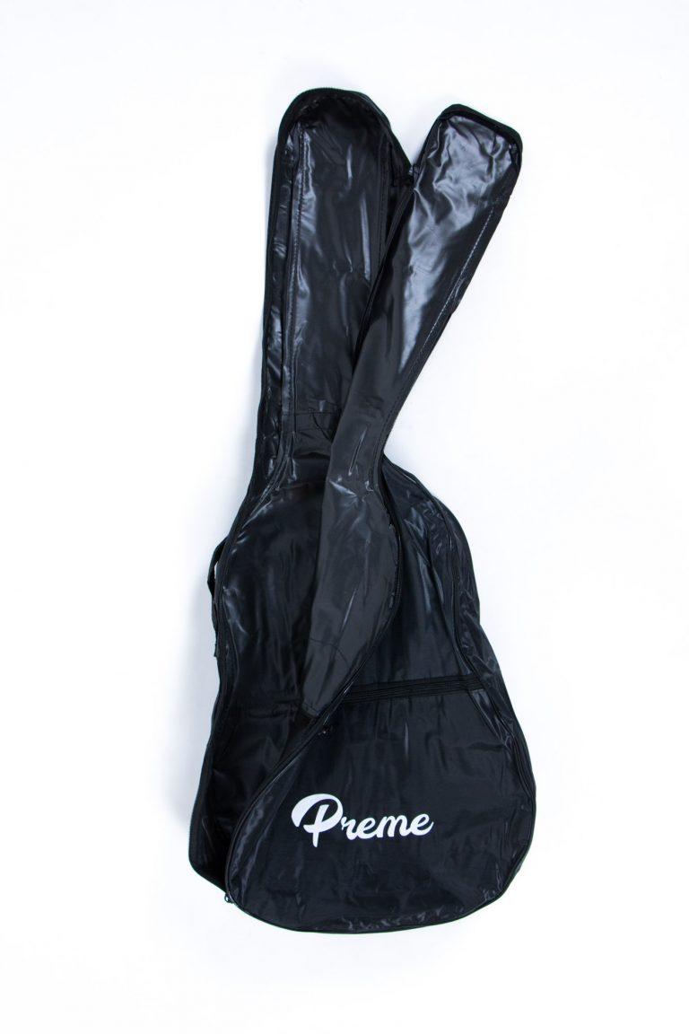 กระเป๋ากีต้าร์โปร่ง 41 นิ้ว QB-MB-420-41 open inside ขายราคาพิเศษ
