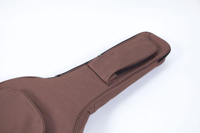 กระเป๋ากีต้าร์41 นิ้ว Gusta QB-MB- สีน้ำตาล ด้านบน ขายราคาพิเศษ