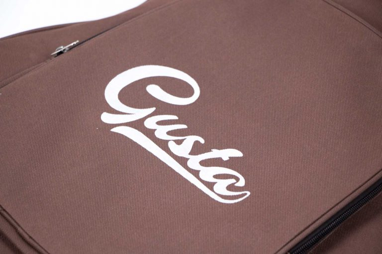 กระเป๋ากีต้าร์41 นิ้ว Gusta QB-MB- สีน้ำตาล แบรนด์ ขายราคาพิเศษ