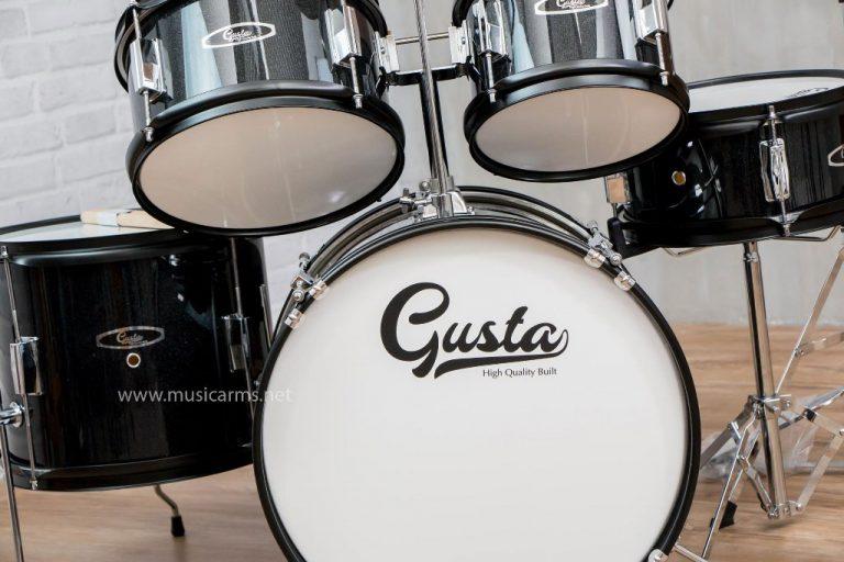 กลองชุด Gusta Jr.5 BK ขายราคาพิเศษ
