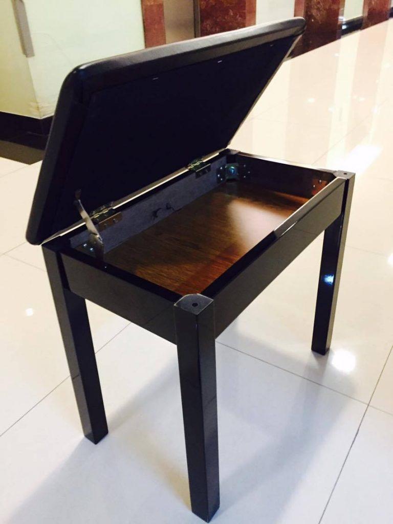 เก้าอี้เปียโน มีที่เก็บของ ขนาดใหญ่ ขายราคาพิเศษ