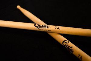 ไม้กลอง Gusta 7A