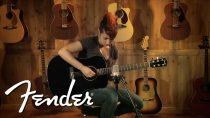 5 กีต้าร์โปร่ง Fender ทรง Dreadnought ราคาไม่เกิน 15,000 บาท