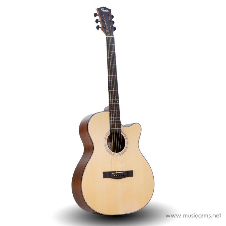 Frist GUSTA-OM2C เต็มตัว guitar ขายราคาพิเศษ