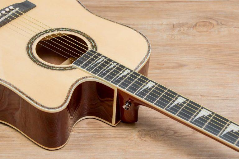 Gusta DGC E guitar ขายราคาพิเศษ