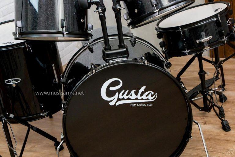 Gusta First สีดำ ขายราคาพิเศษ