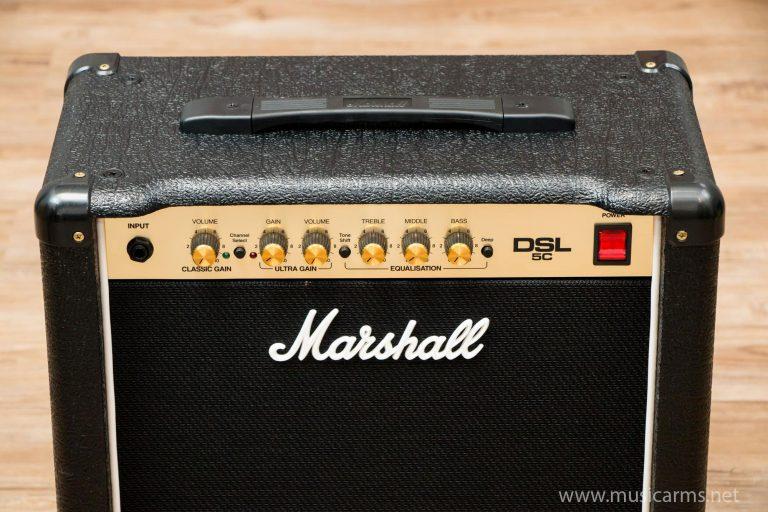 Marshall DSL5C Tube Combo Amp ขายราคาพิเศษ