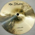 ฉาบ Mr.Drumm C-8 ลดราคาพิเศษ