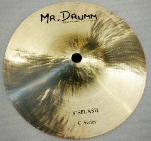 ฉาบ Mr.Drumm C-8 ขายราคาพิเศษ