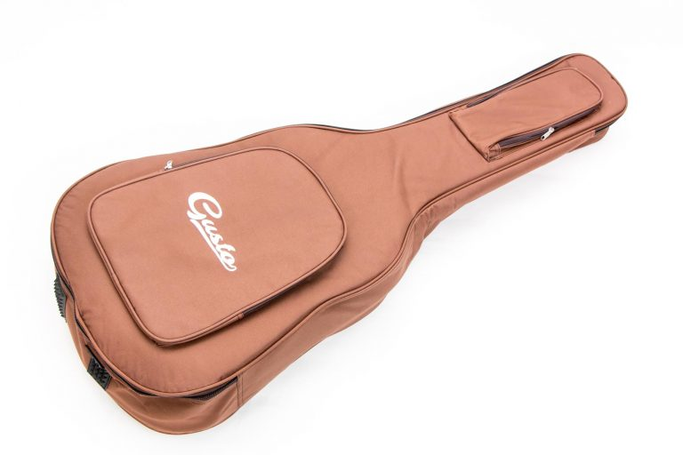 กระเป๋ากีต้าร์โปร่ง Gusta ขายราคาพิเศษ