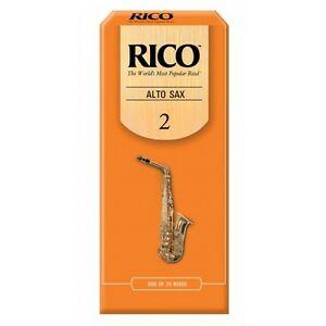 ลิ้นอัลโต้แซค Rico RJA25320 เบอร์ 2 ขายราคาพิเศษ