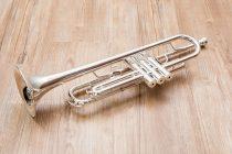 Trumpet Coleman Standard Sliver 1