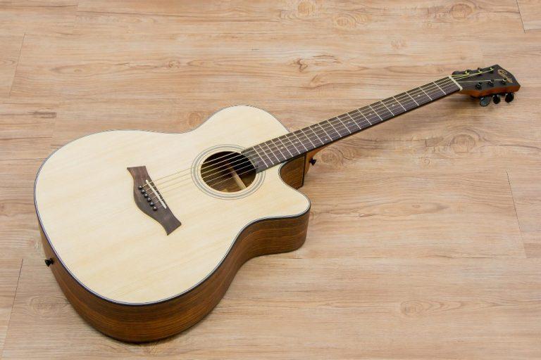guitar Gusta OM2C ขายราคาพิเศษ