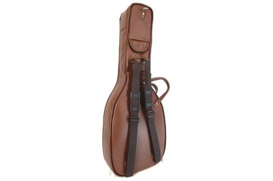 กระเป๋าฟองน้ำหนา สีน้ำตาล 41 นิ้ว ขายราคาพิเศษ