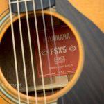 กีต้าร์โปร่ง Yamaha FSX5 ขายราคาพิเศษ