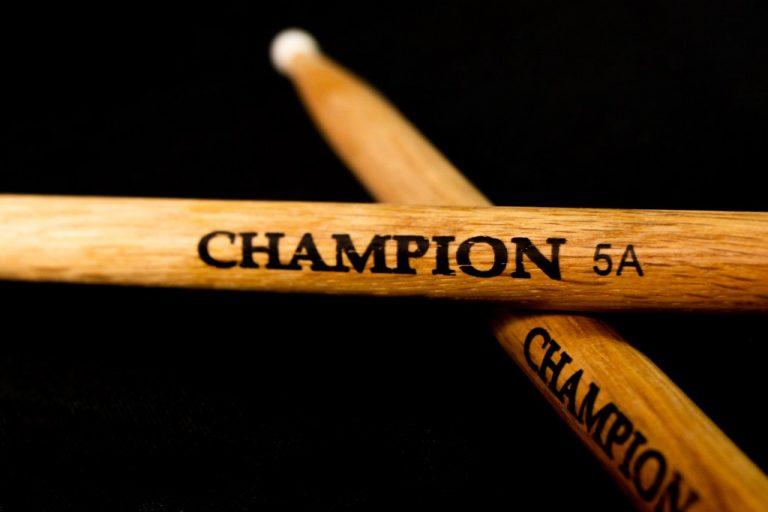 ไม้กลอง Champion 5AN ขายราคาพิเศษ
