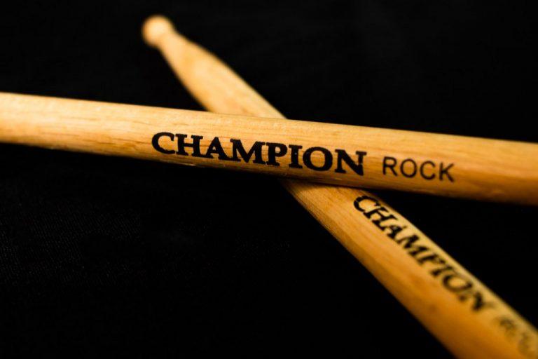 Champion Rock drum stick ขายราคาพิเศษ
