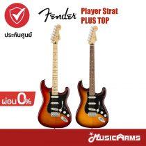 Cover กีต้าร์ไฟฟ้า Fender Player Strat PT SSS รวมสี